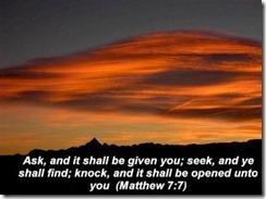 Matthew7-7