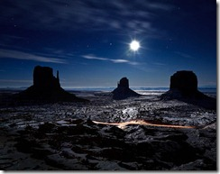 Beautiful Moonlit Landscapes (13)