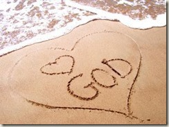 love_god_in_sand